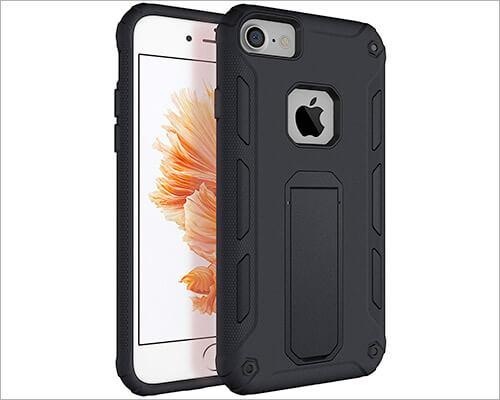 Tobomoco iPhone 8 Kickstand Case