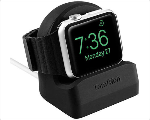 TomRich Apple Watch Charging Stand