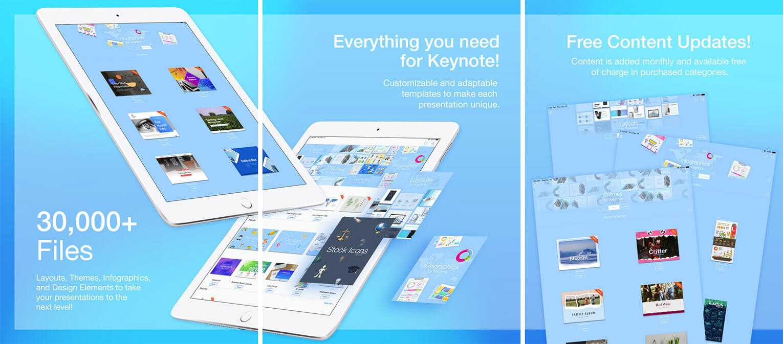 Toolbox for Keynote iPhone and iPad Teachers App Screenshot