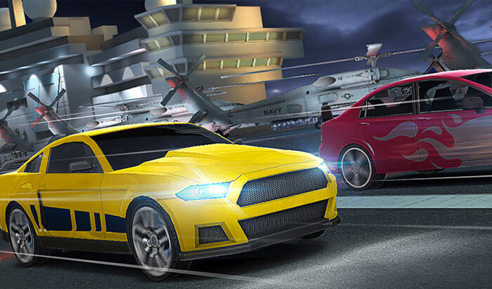 Top Speed Mac Game Screenshot