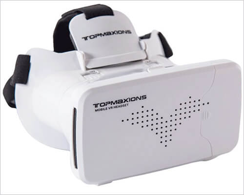 Topmaxions VR Headset for iPhone 7 Plus and iPhone 7