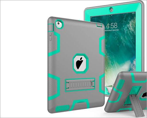Topsky NTECeaq iPad 4 Case