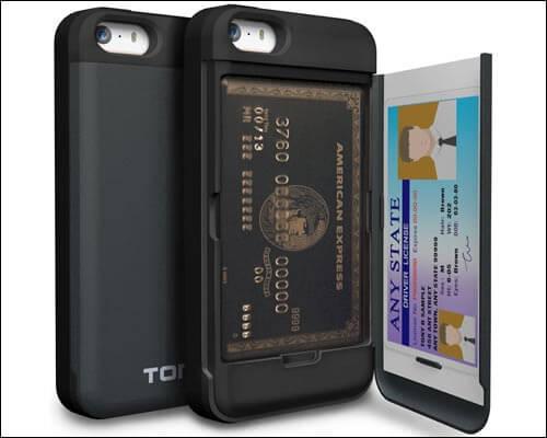 Toru Wallet Case for iPhone SE