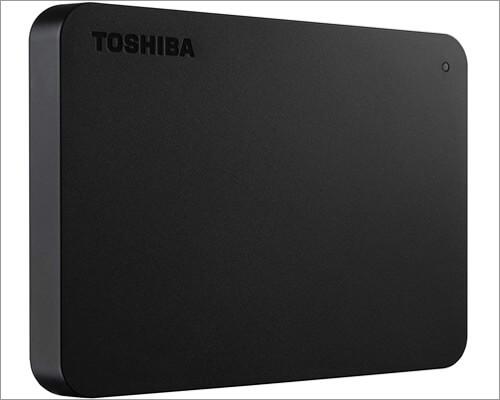 Toshiba 2TB Portable External Hard