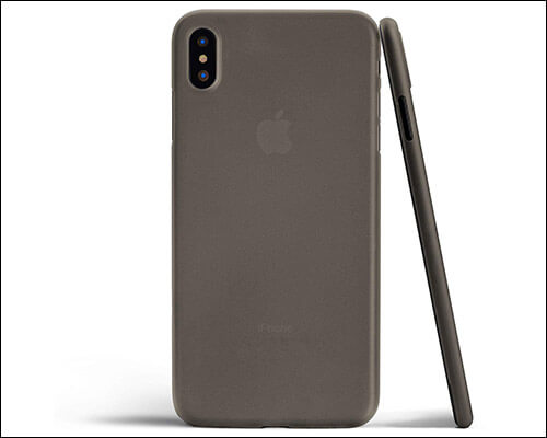 Totallee Wireless Charging Support Case for iPhone Xs Max