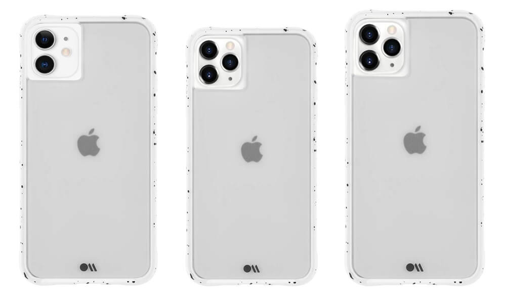 Tough Speckled Case for iPhone 11 Pro Max, 11 Pro, and iPhone 11 from Case-Mate