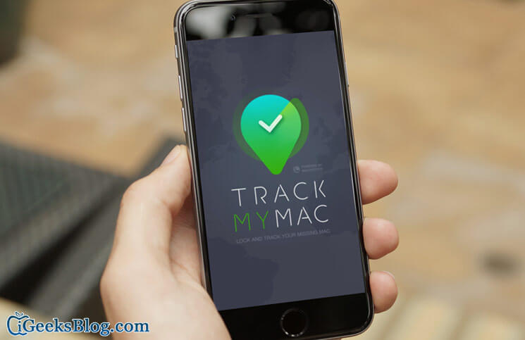 Track My Mac for iPhone