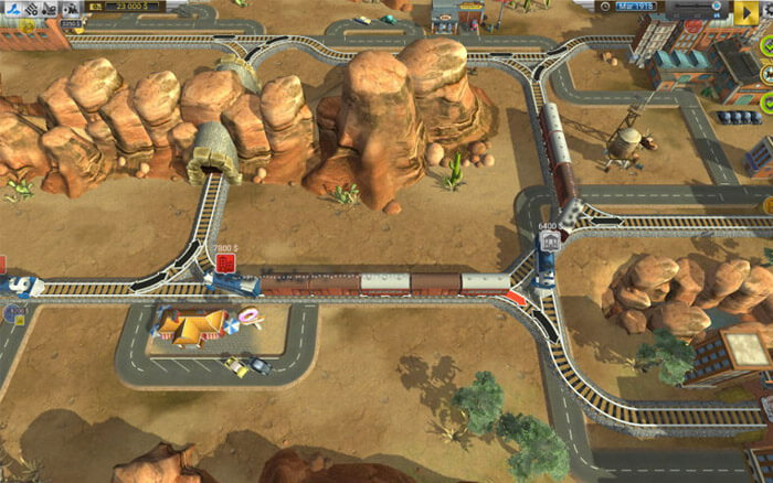 Train Valley Mac Game Screenshot