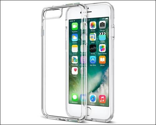 Trainium iPhone 7 Plus Clear Case