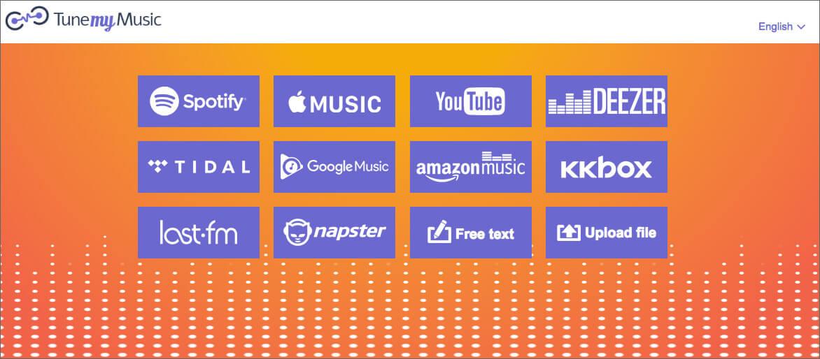 Transfer Spotify Playlists to Apple Music Using TuneMyMusic