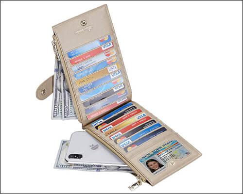 Travelambo Apple Card RFID Wallet Case