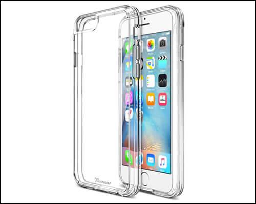 Trianium iPhone 6 Plus Clear Cases