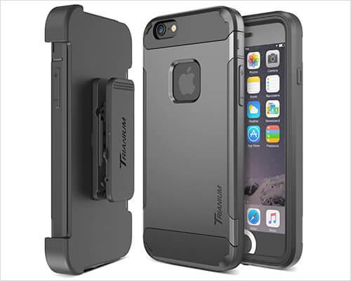 Trianium iPhone 6s Belt Clip Case