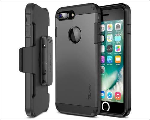 Trianium iPhone 7 Plus Belt Clip Case
