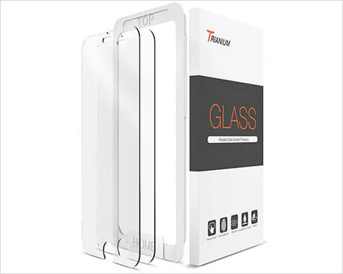 Trianium iPhone 7 Tempered Glass Screen Protector