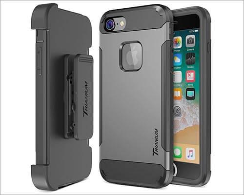 Trianium iPhone 8 Belt Clip Case