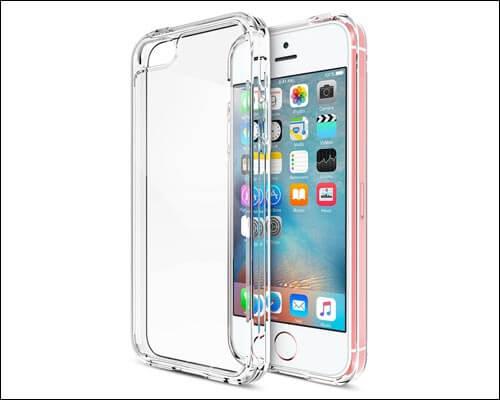 Trianium iPhone SE Clear Case