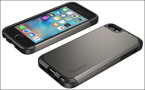 Trianium iPhone SE Slim Case