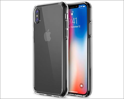 Trianium iPhone Xs Clear Case