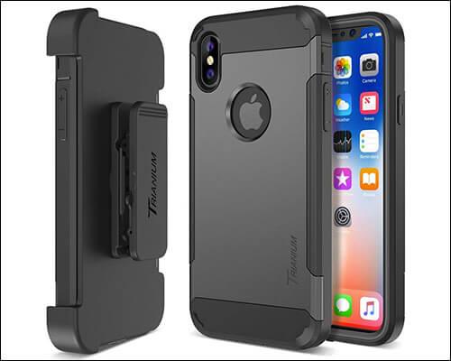 Trianium iPhone Xs Holster Case