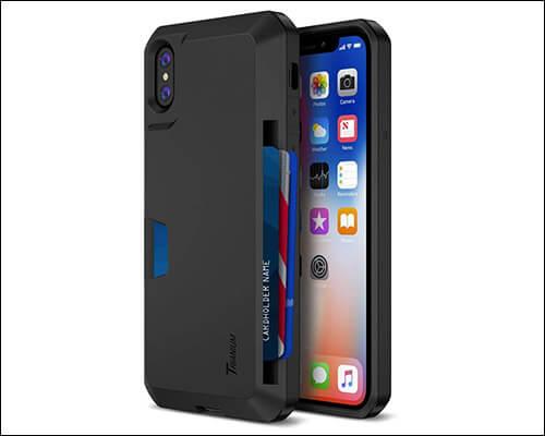 Trianium iPhone Xs Wallet Case