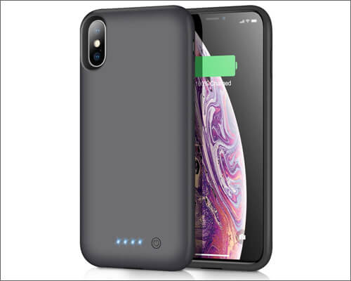Trswyop iPhone Xs Max Battery Case