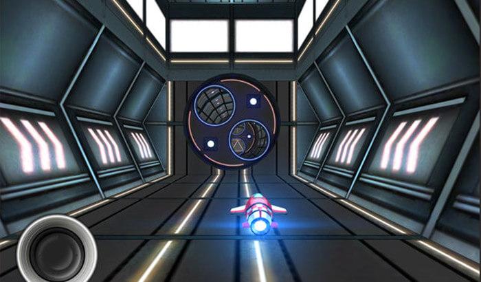 Tunnel Trouble iPad Pro Game Screenshot