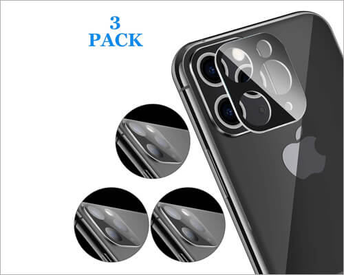 Tuopana Camera Lens Protector for iPhone 11 Pro