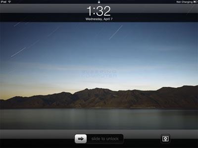Turn iPad into Digital Photo Frame