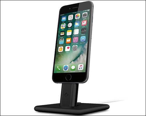 Twelve South HiRise 2 iPhone X, 8, and 8 Plus Docking Station