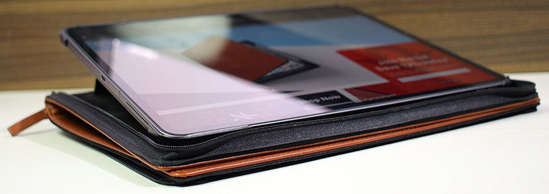 Twelve South Journal iPad Pro Case Viewing Angles