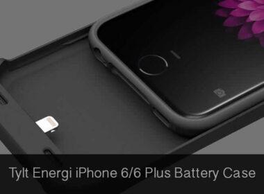 Tylt Energi iPhone 6-6 Plus Battery Case
