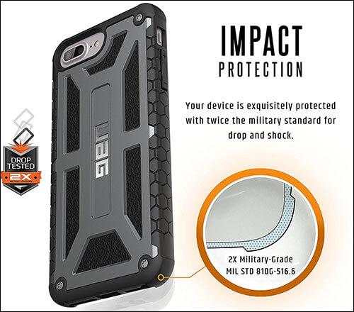 UAG iPhone 7 Plus Case