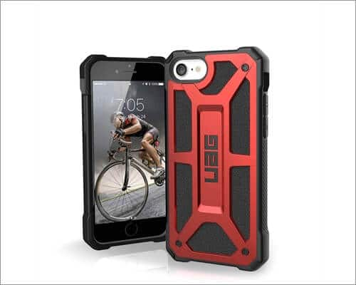 UAG iPhone SE 2020 Wireless Charging Case