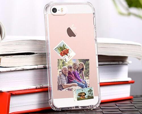 ULAK iPhone SE Clear Case