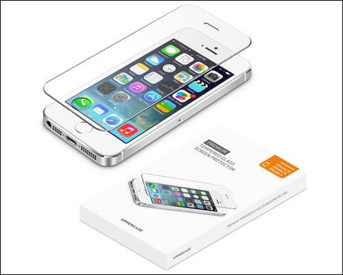 UPPERCASE Phone 5, 5S, SE Screen Protector