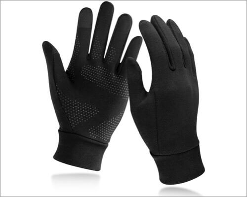 Unigear touchscreen gloves for iPhone and iPad