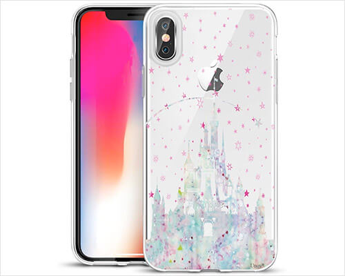 Unov iPhone Xs Wireless Charging Compatible Case