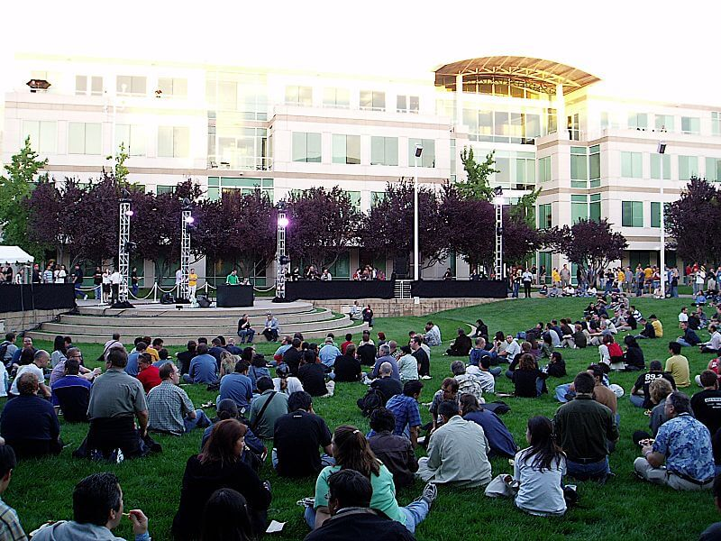 Up until 2007, 2000 to 4200 attendees