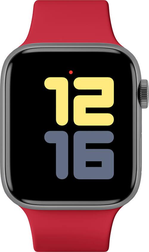 Update Watch Face of Apple Watch