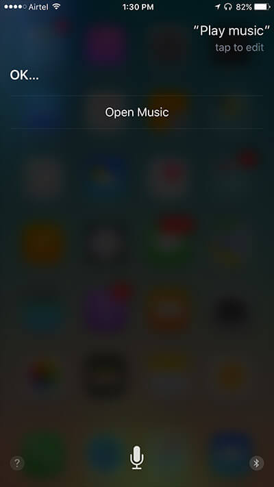 Use AirPods with Siri on iPhone