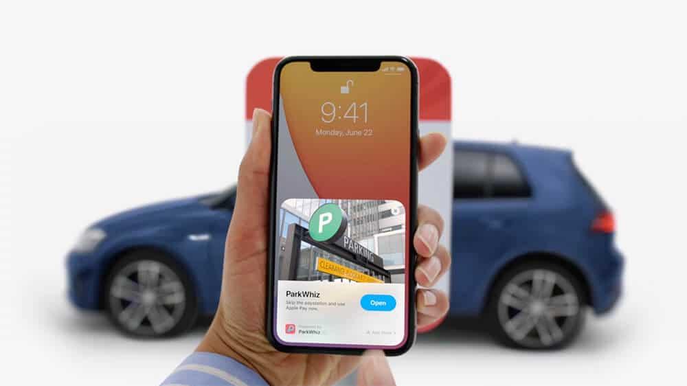 Use App Clips on iOS 14