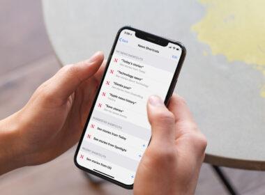 Use Siri Shortcuts With Apple News