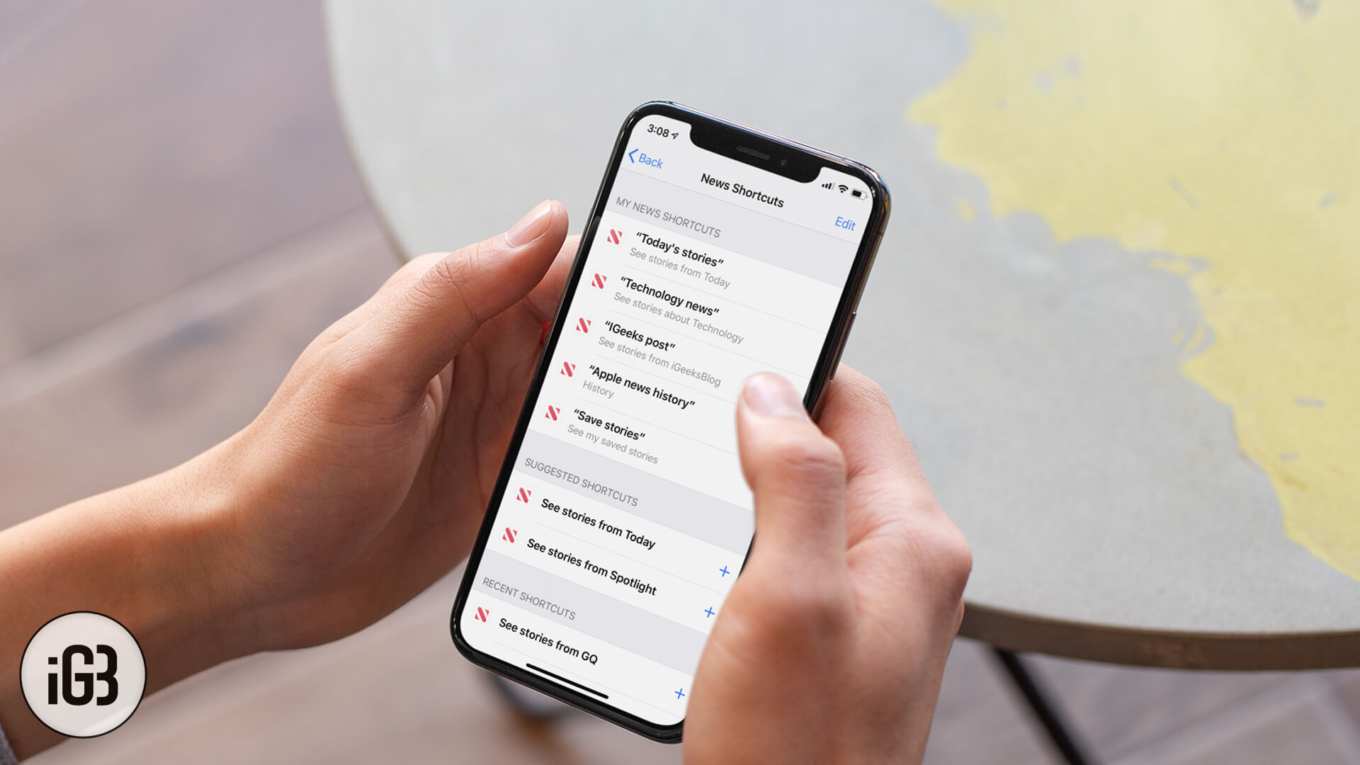 Use Siri Shortcuts With Apple News