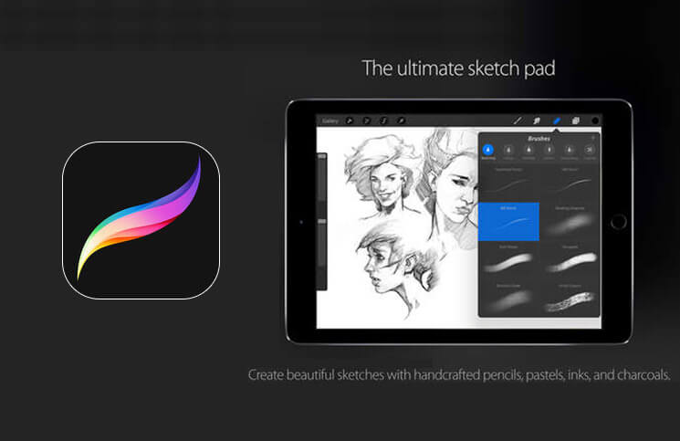 Use Your Finger As An Eraser on iPad Pro