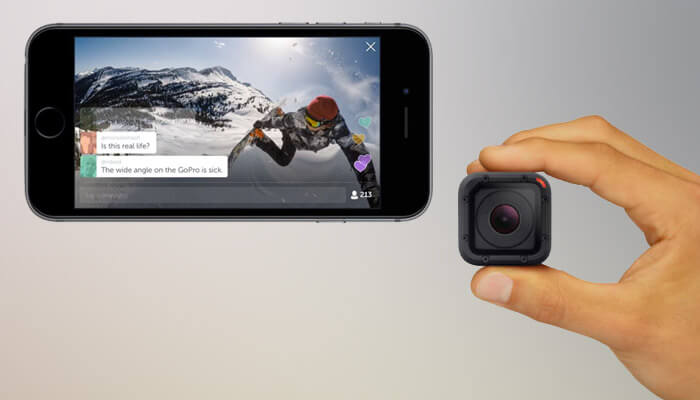Use Your Old iPhone as a GoPro Cast