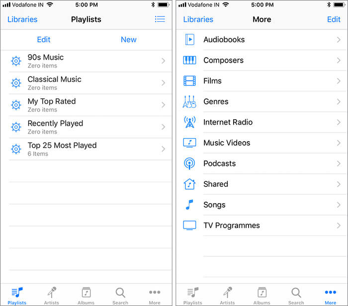 Use iPhone As Remote for iTunes to Control Your Media Library