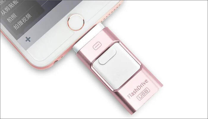 Use old iPhone as a Flash Drive