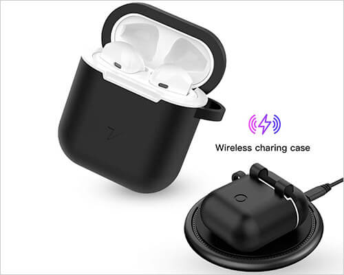 Uverbon AirPods Wireless Charging Case