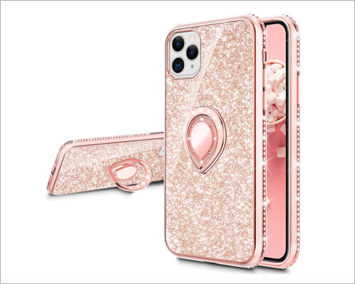 VEGO Ring Holder Case for iPhone 11 Pro